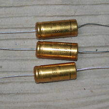 2200uF 25V ROE Roederstein EG 85° axial electrolytic capacitors 1pcs.