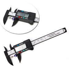 100mm 4 inch LCD Electronic Vernier Digital Caliper Gauge Measure Micrometer New