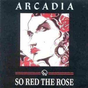 """Arcadia ~ So Red The Rose ~ NEW CD  Duran Duran   """" Election Day """""""