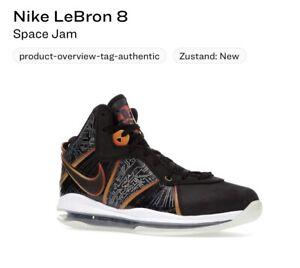 Nike Air Jordan Lebron 8 Space Jam 45 US11 Neu Sneaker Schuhe Boots New