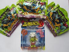 """uuurrg! ""zombiezz 2 personaggio + 3 cartocci Zombie ZITY * bouncerz * NUOVO * OVP * (1)"