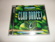CD various – Club Dance! 2-Deep house Edition