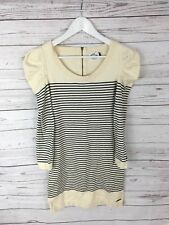 TOMMY HILFIGER Jumper Dress - Size Medium - Striped - Great Condition