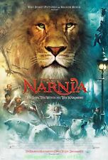THE CHRONICLES OF NARNIA MOVIE POSTER Original SS 27x40 DISNEY 2005 Film