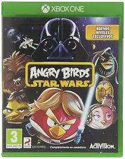 Xbox One Angry Birds Star Wars Nuevo Precintado Pal España