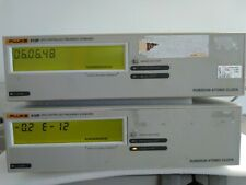 Fluke 910r Gps Controlled Frequency Standard Rubidium Atomic Clock
