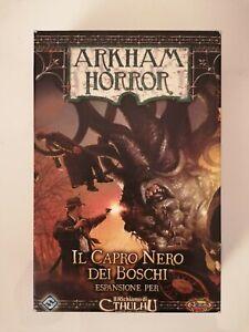 Arkham horror 2a Edizione Il Capro Nero Dei Boschi