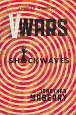 V-WARS: SHOCKWAVES : EDITED BY JONATHAN MABERRY : NETFLIX SHOW