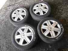 Renault Megane + Scenic 2003-2009 Nervastella Alloy Wheels Set X4 16 inch 4/5