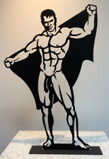 WIPE DOWN 30inch Male nude steel sculpture gay art Limited Edition by Wim