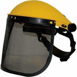 Silverline Rete Sicurezza Visiera Viso Occhio Protezione Casco Giardino Potatura