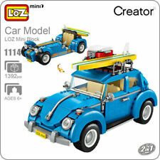 Creator Expert Volkswagen Beetle Construction Set 1392pcs building blocks Bricks