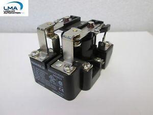 SQUARE D 8501CO16V20 POWER RELAY 600VAC 5AMP COIL 120V 50/60Hz SER. D *** NEW