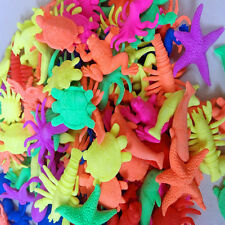 5Pcs Mixed Magic Growing In Water Sea Creature Animals Bulk Swell Kid Toy Supply