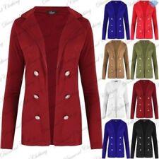 Abrigos y chaquetas de mujer chaleco sin marca de poliéster