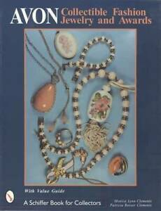 Vintage Avon Collectible Fashion Costume Jewelry & Awards Collector ID Guide