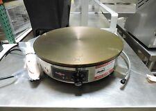 Krampouz CEBIR4BS Commercial Electric Crepe Maker