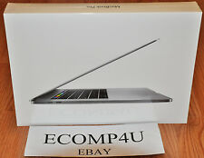 "NEW Apple MacBook Pro 15.4"" 512GB Laptop with Touchbar  MPTT2LL/A Newest Model"