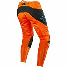 Pantalones de motocross naranjas Fox