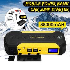 Portable Mini 88000mAH Auto Car Jump Starter Engine Battery Charger Power Bank
