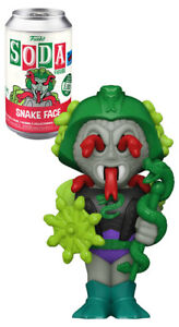 Funko Soda Figure - MOTU #58610 Snake Face (5,000 pcs) NYCC 2021 Exclusive - New