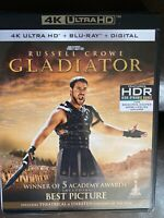 GLADIATOR (4K UHD + Bluray) No digital