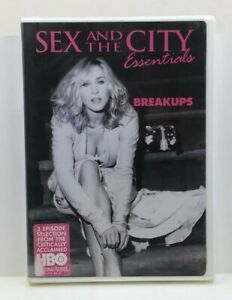 Sex and the City Essentials: The Best of Breakups (DVD, 2006) Brand NEW/Sealed