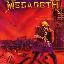 MEGADETH - Peace Sells...But Who's Buying? +4 BONUS CD