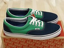 Vans Era   Dress Blues Kelly Green   New (Size US11.5) max 0e31d48f0adb