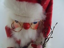 Wooden Santa Claus International Christmas Nutcracker 1992 International Silver