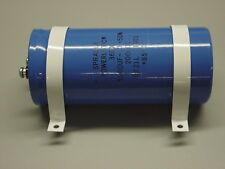 CAPACITOR 5900UF 200VDC for audio and magnetizers - plans included
