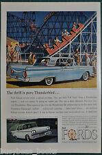 1959 FORD GALAXIE advertisement, Galaxie Club Victoria, Custom 500 too