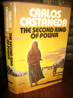 Second Ring of Power Carlos Castaneda Drugs 1st Edition First Print Philosophy