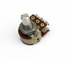 Alps 20k Ohm Stereo Potentiometer -  Lot of 3   ( 28P312)