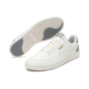 Puma Men's Shuffle Fashion Sneaker Whisper - Limestone