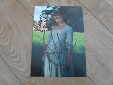 BILLIE PIPER - Autographed photo signed by Billie Piper DOCTOR WHO