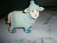 More details for enesco ewe and me sheep figure - jamie - a6116 - toni goffe - dated 2005