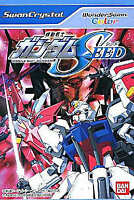 Mobile Suit Gundam SEED WonderSwanColor Japan Version