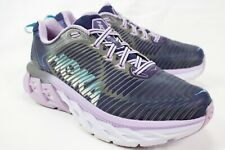 Hoka One One Arahi Wide Medieval Blue Lavender Active Running Womens Shoes Sz 8D