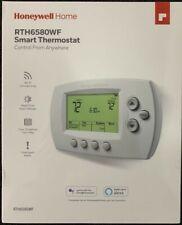 Honeywell RTH6580WF Wi-fi 7 Day Programmable Thermostat Digital Heat Cool