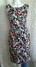 LAURA ASHLEY floral dress 10