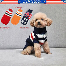Winter Big Dog Sweater Pet Small Dogs Warm Sweatshirt XXS-3XL Comfortable Coats