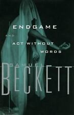 Endgame: A Play in One Act and Act Without Words - Acceptable - Samuel Beckett -