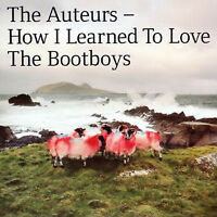 The Auteurs ‎– Interview CD - How I Learned To Love The Bootboys Rare Promo C274