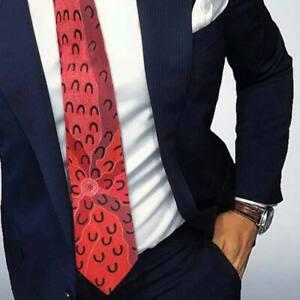 Red Aboriginal Tie