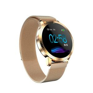 New Rose Gold Smart Watch Fitness Tracker for LG Samsung iPhone ZTE GOOGLE PIXEL