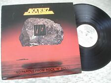 Alcatrazz  No Parole From Rock 'N' Roll LP  1st Press Rocshire Records  XR22016
