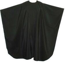 Friseurumhang - Schwarzer Haarschneideumhang ideal mit Hakenverschluss