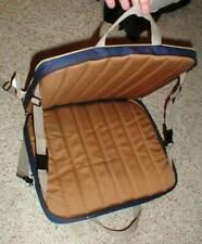 California Innovations Fold-Open Padded Portable Stadium Boat Cushion Seat 16x13