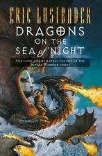 Dragons on the Sea of Night, Lustbader, Eric, New Book